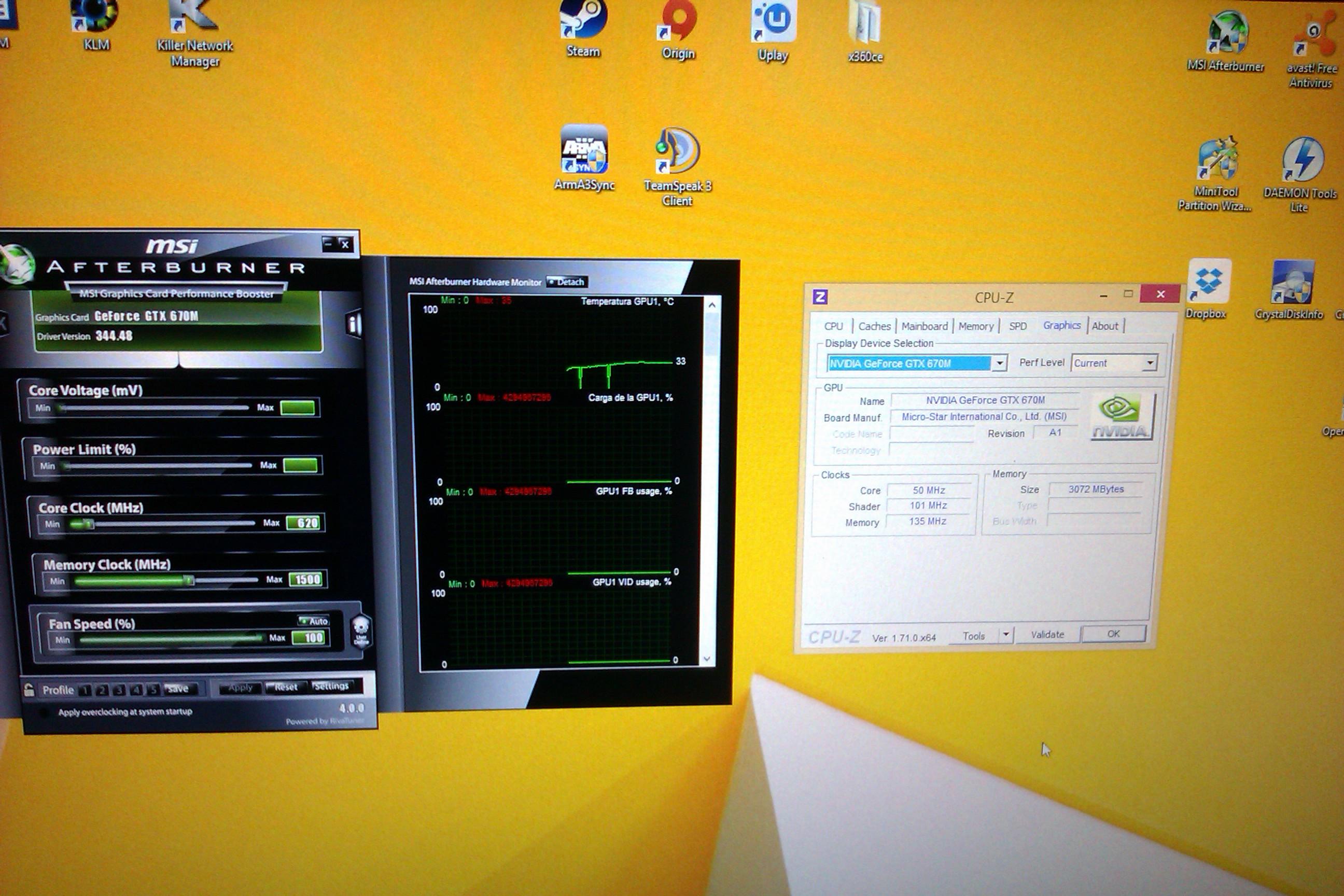 [Tutorial] Como cambiar la gráfica a un portátil con ranura MXM (Ejm MSI GT70)